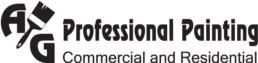 AG Professional Painting Logo